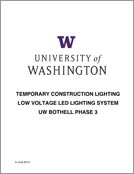 University of Washington Case Study Report