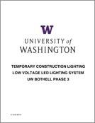 University of Washington Case Study Report