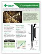 Portable Lamp Bank Brochure