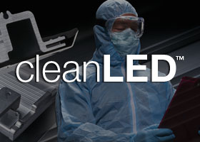 cleanLED